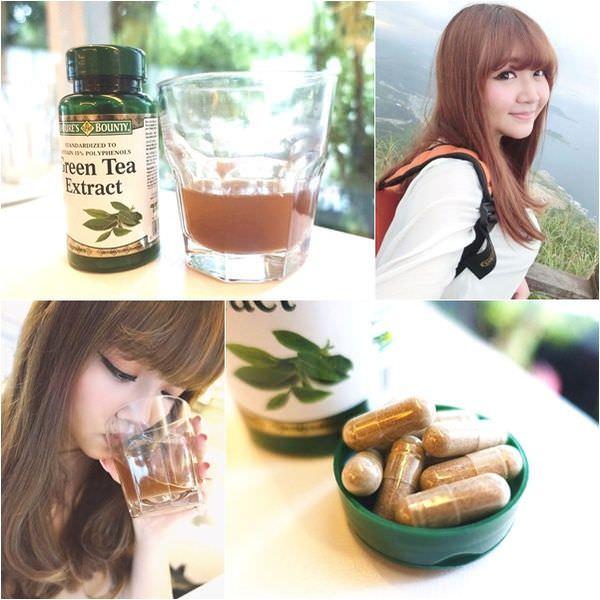 自然之寶 綠茶菁萃膠囊 Nature`s Bounty Green Tea Extract