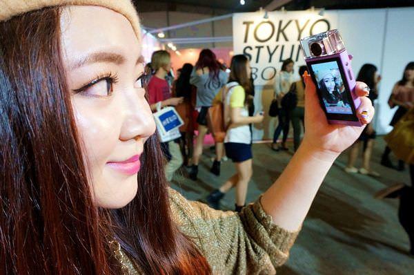 Sony KW11 自拍玩美機 2014年SUPER GIRLS EXPO 最強美少女博覽會