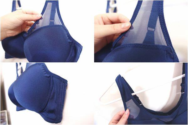 尚芭蒂 日本更聚攏3D網紗棉混無鋼圈內衣 特彈3D無縫珍珠紗美臀平口褲