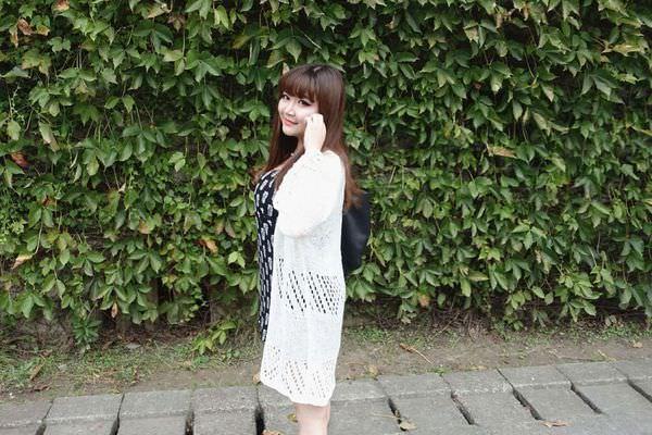 厚片女孩穿搭 顯瘦針織衫 OB嚴選