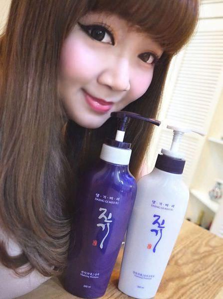 康綺墨麗 珍氣 深層洗髮精.深層潤髮乳