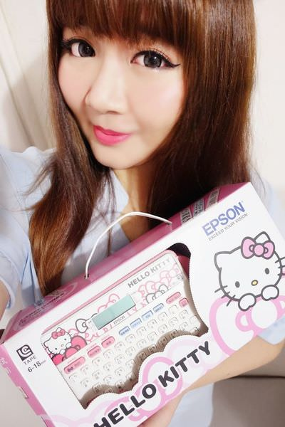 EPSON HELLO KITTY標籤機