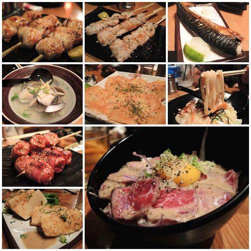 【台北東區】友達居酒屋 日式道地串燒料理~東區巷內朋友喝酒美食聊天好所在