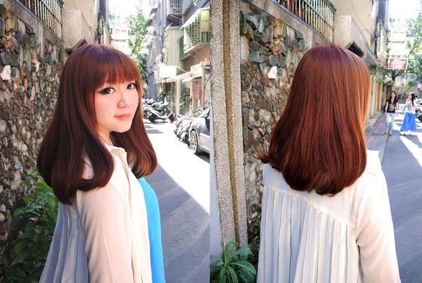 【頭髮】BONBON HAIR 飽和橘咖髮X超猛結構式護髮