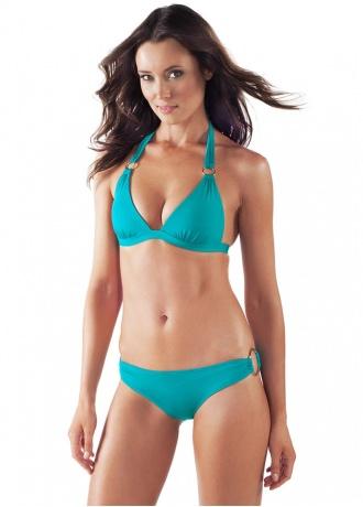 Voda Swim 厚片女孩 比基尼 泳裝 穿搭